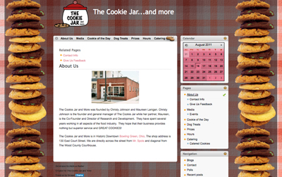 The Cookie Jar and More